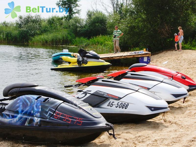 Отдых в Белоруссии Беларуси - база отдыха Экспедиция - Прокат лодок