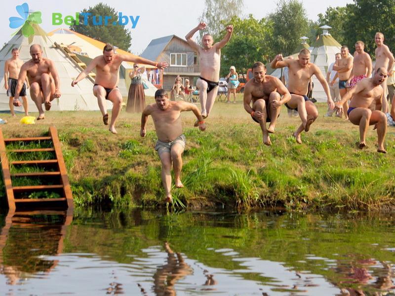 Отдых в Белоруссии Беларуси - база отдыха Экспедиция - Пляж