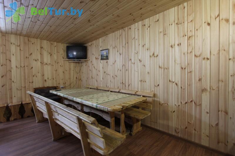 Отдых в Белоруссии Беларуси - база отдыха Проточное - Кухня