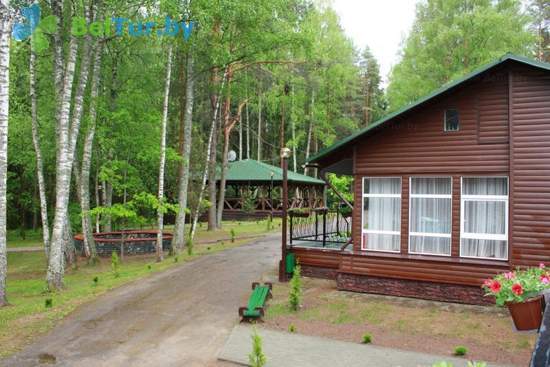 Отдых в Белоруссии Беларуси - база отдыха Девино - Территория и природа