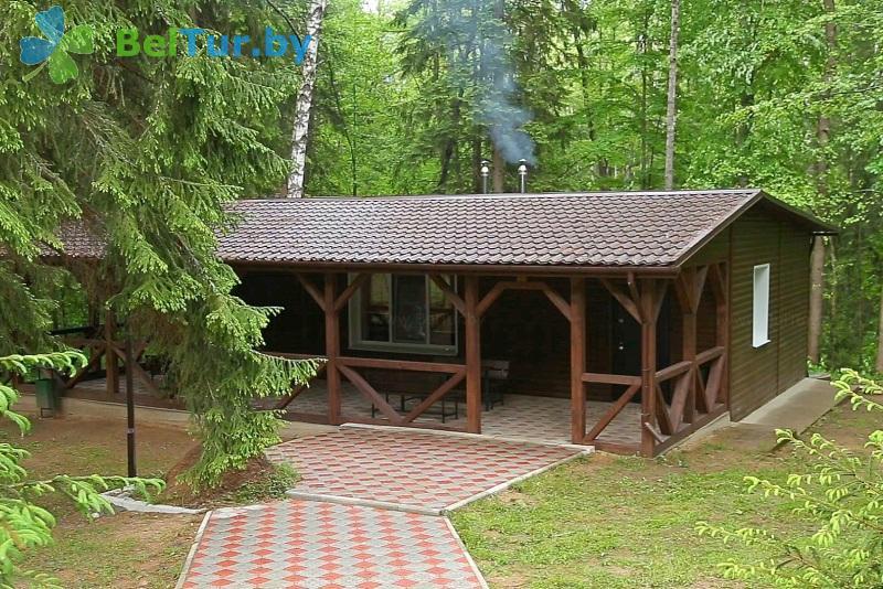 Отдых в Белоруссии Беларуси - база отдыха Девино - баня