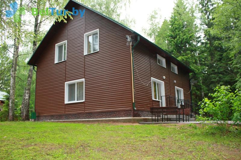 Отдых в Белоруссии Беларуси - база отдыха Девино - коттедж комфорт-люкс