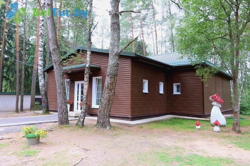Отдых в Белоруссии Беларуси - база отдыха Девино - банкетный зал