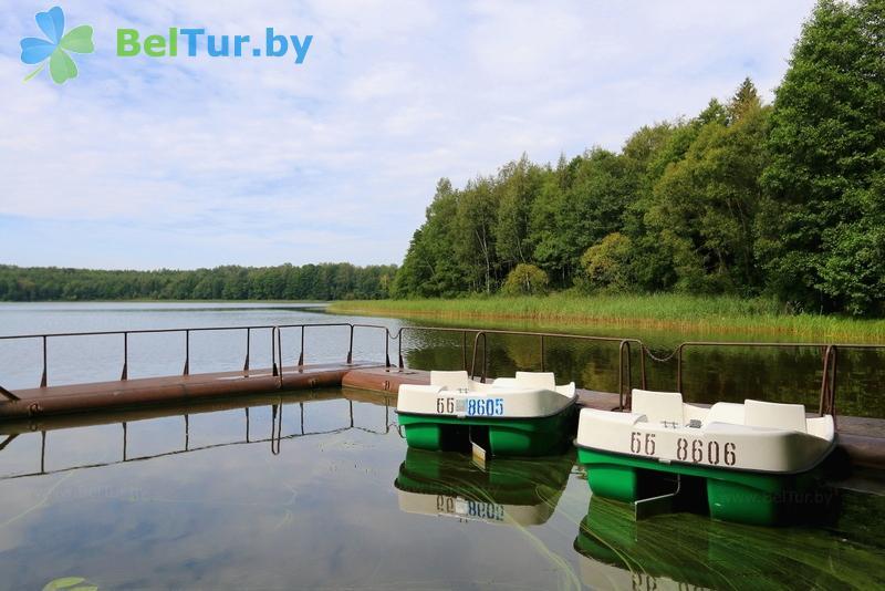 Отдых в Белоруссии Беларуси - база отдыха Девино - Пункт проката