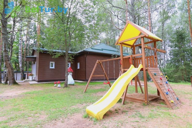 Отдых в Белоруссии Беларуси - база отдыха Девино - Детская площадка