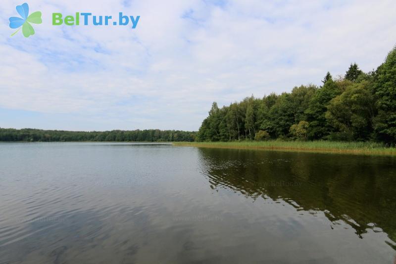 Отдых в Белоруссии Беларуси - база отдыха Девино - Рыбалка