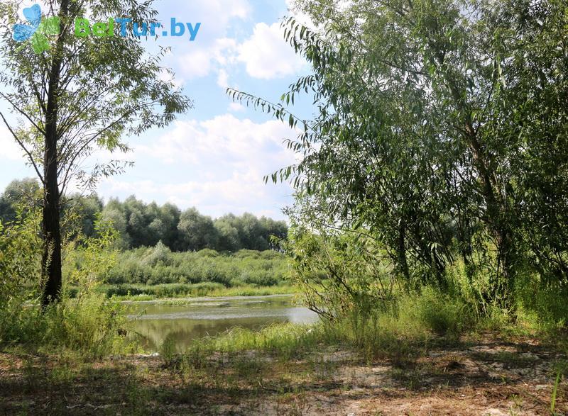 Отдых в Белоруссии Беларуси - база отдыха Лесные дали - Водоём