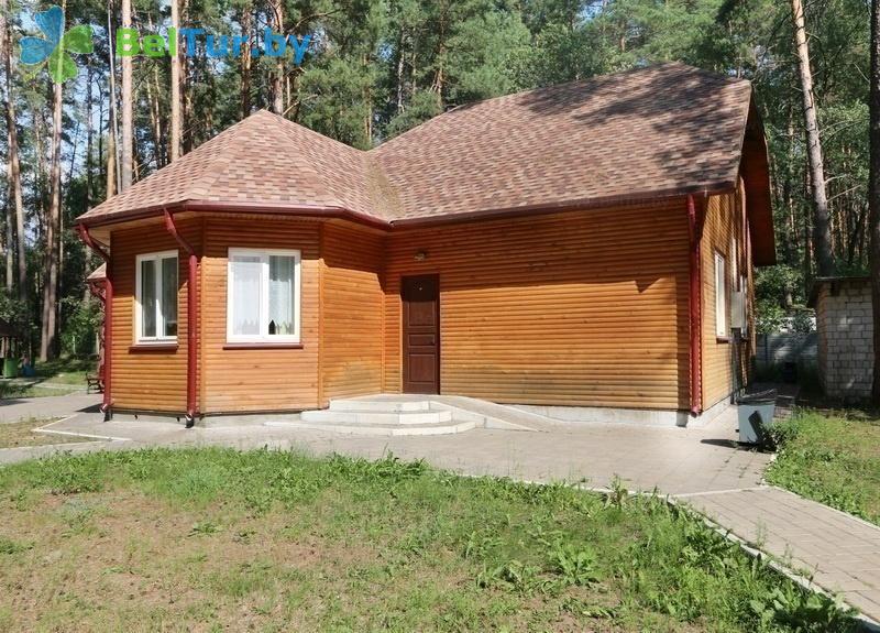 Отдых в Белоруссии Беларуси - база отдыха Лесные дали - домик №2
