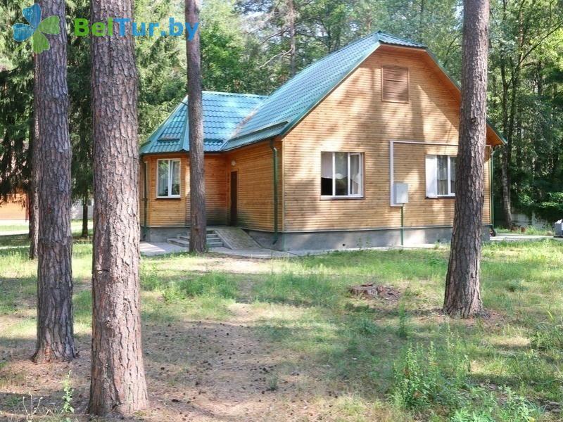 Отдых в Белоруссии Беларуси - база отдыха Лесные дали - домик №3