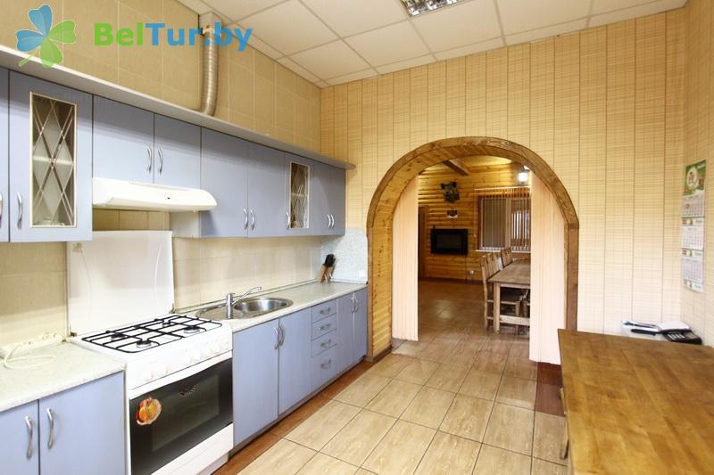 Отдых в Белоруссии Беларуси - дом охотника Стародорожский, д.2 - Кухня