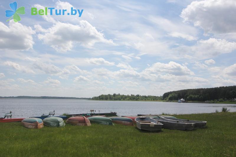 Отдых в Белоруссии Беларуси - туристический комплекс Браславские озера - Прокат лодок