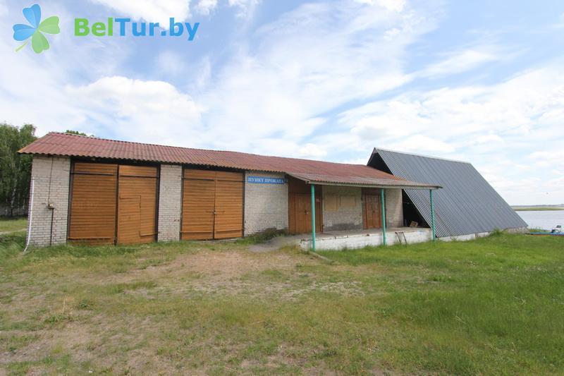 Отдых в Белоруссии Беларуси - туристический комплекс Браславские озера - пункт проката
