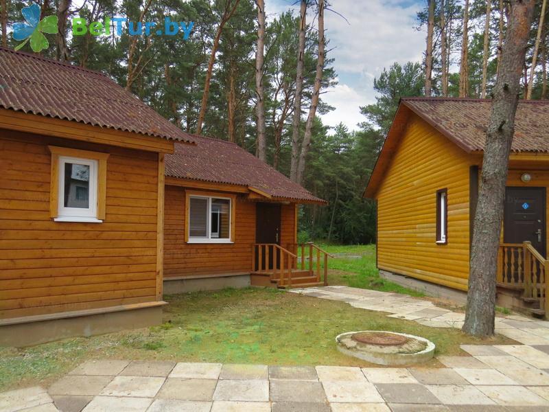 Отдых в Белоруссии Беларуси - туристический комплекс Браславские озера - коттедж
