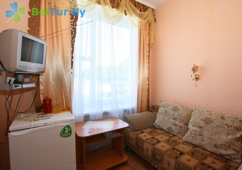 Отдых в Белоруссии Беларуси - туристический комплекс Браславские озера - двухместный однокомнатный twin comfort (корпус №2)
