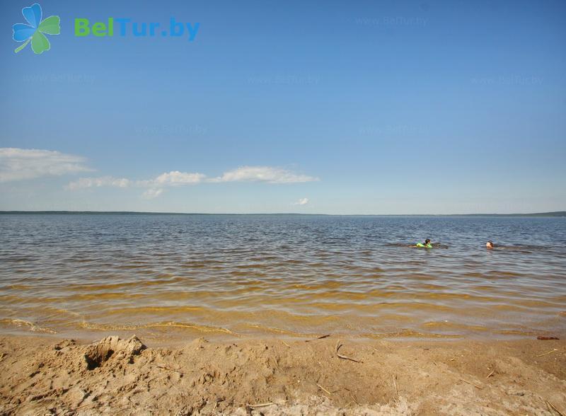 Отдых в Белоруссии Беларуси - туристический комплекс Браславские озера - Пляж