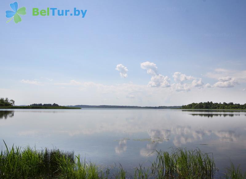Отдых в Белоруссии Беларуси - туристический комплекс Браславские озера - Рыбалка