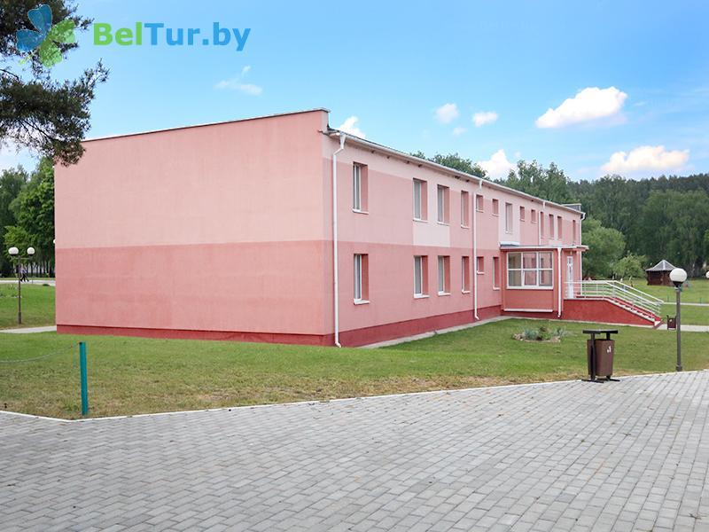 Отдых в Белоруссии Беларуси - туристический комплекс Браславские озера - корпус №2