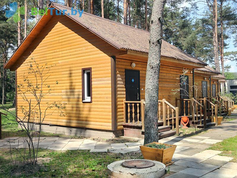Отдых в Белоруссии Беларуси - туристический комплекс Браславские озера - бунгало