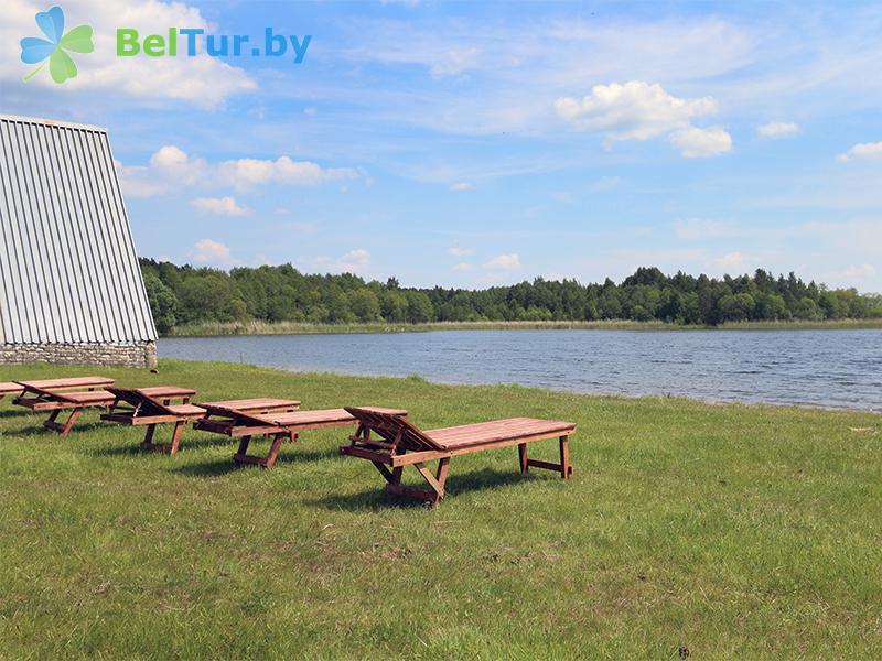 Отдых в Белоруссии Беларуси - туристический комплекс Браславские озера - Водоём