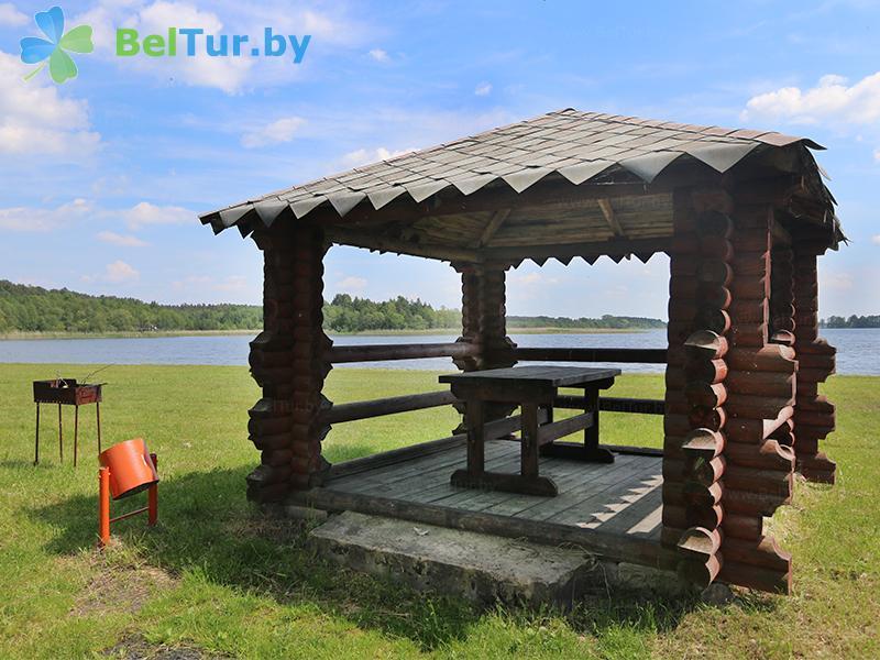 Отдых в Белоруссии Беларуси - туристический комплекс Браславские озера - Беседка