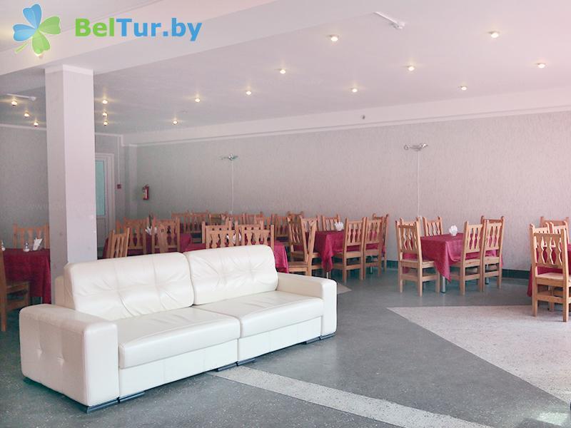 Отдых в Белоруссии Беларуси - туристический комплекс Браславские озера - Банкетный зал