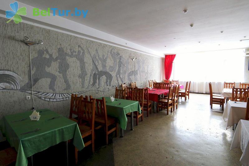 Отдых в Белоруссии Беларуси - туристический комплекс Браславские озера - Кафе