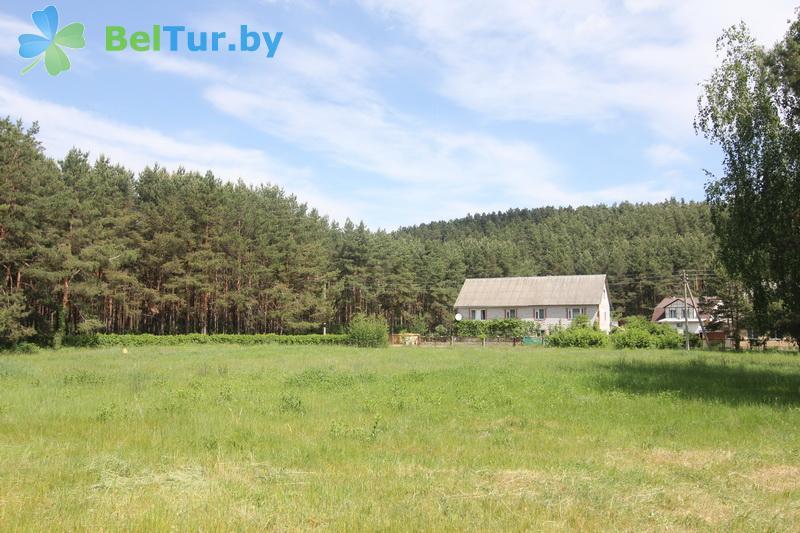 Отдых в Белоруссии Беларуси - туристический комплекс Браславские озера - Площадка для палаток