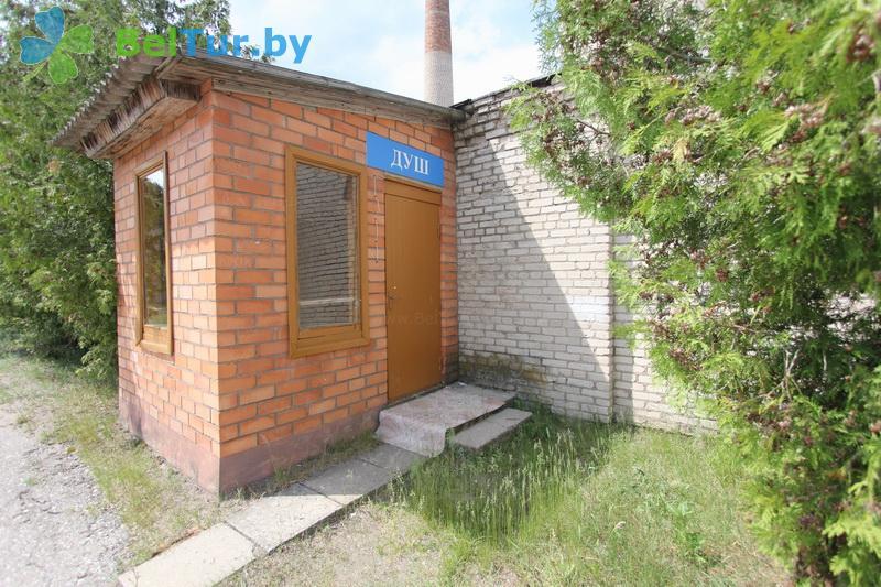 Отдых в Белоруссии Беларуси - туристический комплекс Браславские озера - хозяйственно-бытовой  домик