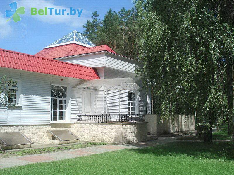 Отдых в Белоруссии Беларуси - база отдыха Милоград - оздоровительный корпус