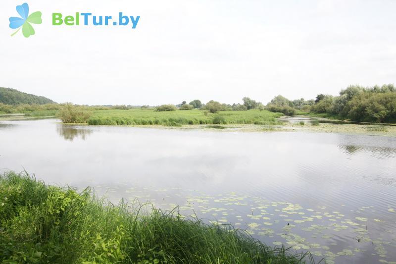 Отдых в Белоруссии Беларуси - база отдыха Милоград - Рыбалка