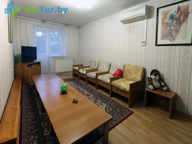 Отдых в Белоруссии Беларуси - база отдыха Милоград - Детская комната