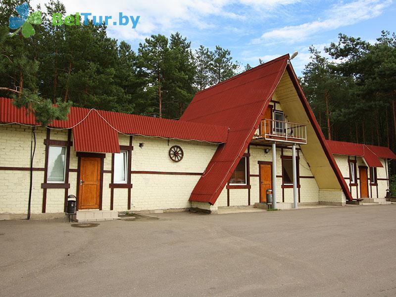 Отдых в Белоруссии Беларуси - база отдыха Без проблем - корпус №2