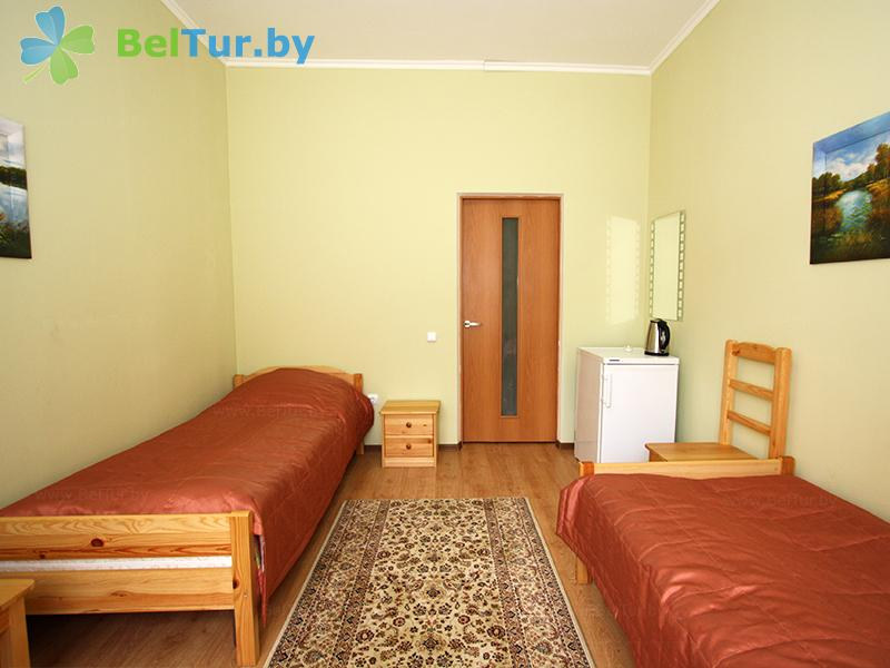 Rest in Belarus - recreation center Bez problem - one-room double (building №1)