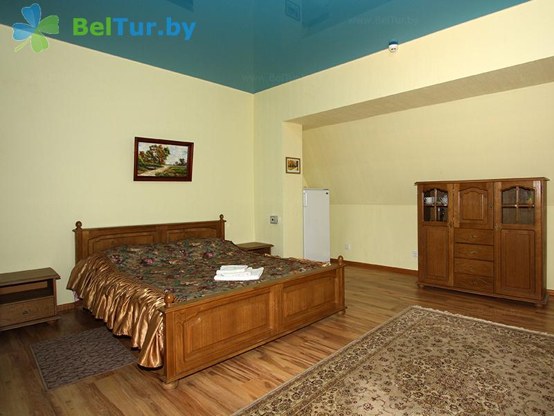 Rest in Belarus - recreation center Bez problem - one-room double / with double bed (building №3)