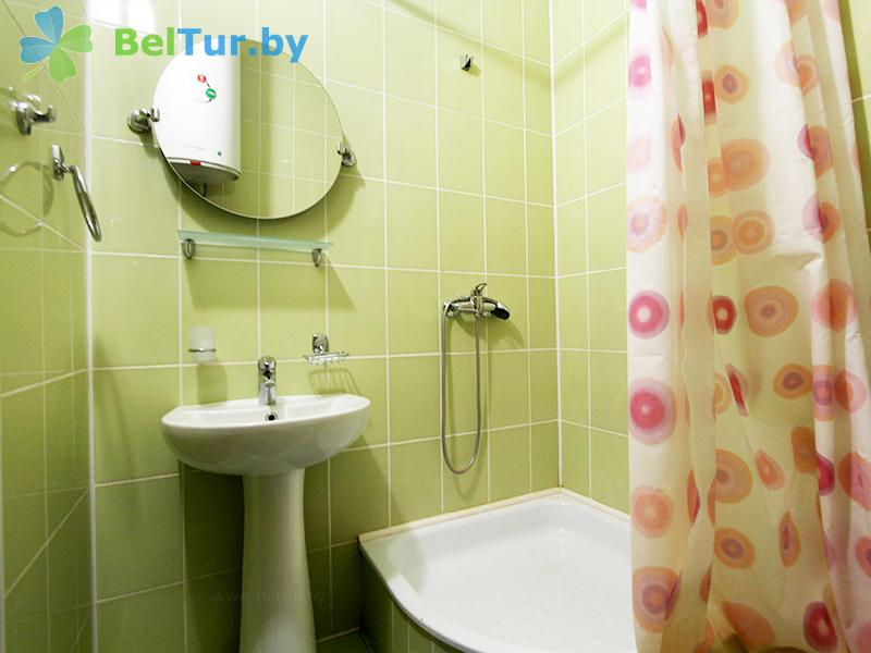 Rest in Belarus - recreation center Bez problem - one-room double / with double bed (building №1)
