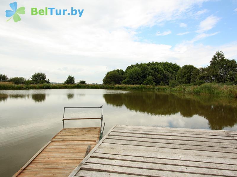 Отдых в Белоруссии Беларуси - база отдыха Без проблем - Рыбалка