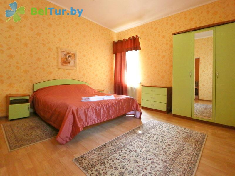 Rest in Belarus - recreation center Bez problem - two-room double suite (building №1)