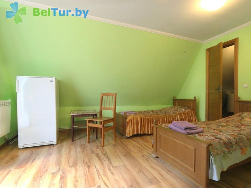 Отдых в Белоруссии Беларуси - база отдыха Без проблем - трехместный однокомнатный (корпус №3)