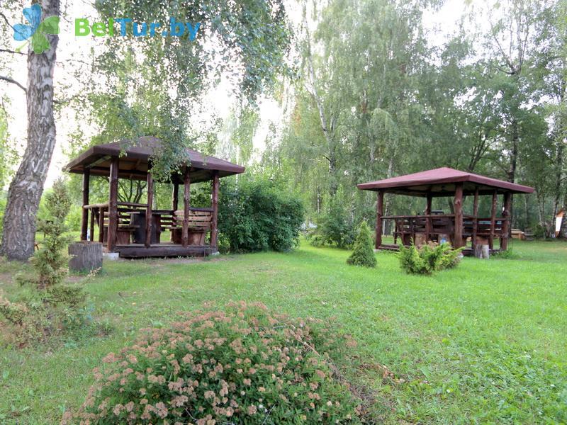 Отдых в Белоруссии Беларуси - база отдыха Без проблем - Беседка