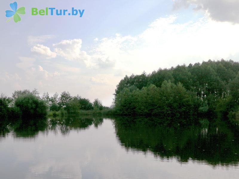 Rest in Belarus - recreation center Bez problem - Water reservoir