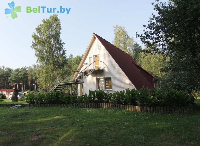 Отдых в Белоруссии Беларуси - база отдыха Без проблем - корпус №3