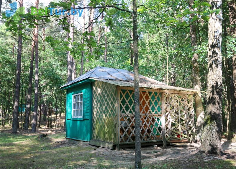 Отдых в Белоруссии Беларуси - база отдыха Озёры - Беседка