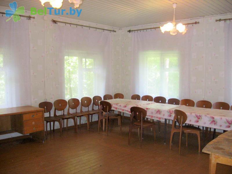 Отдых в Белоруссии Беларуси - база отдыха Озёры - Кухня