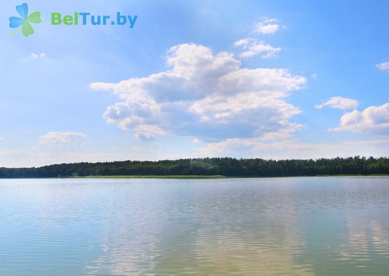 Отдых в Белоруссии Беларуси - база отдыха Озёры - Водоём