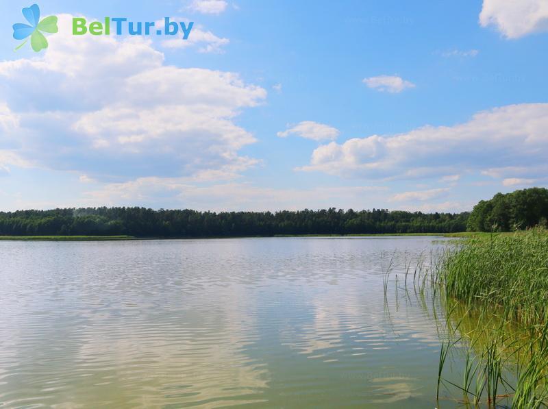Rest in Belarus - recreation center Ozery - Water reservoir