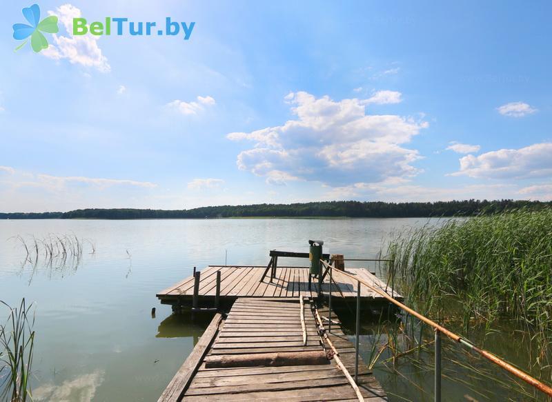 Отдых в Белоруссии Беларуси - база отдыха Озёры - Рыбалка