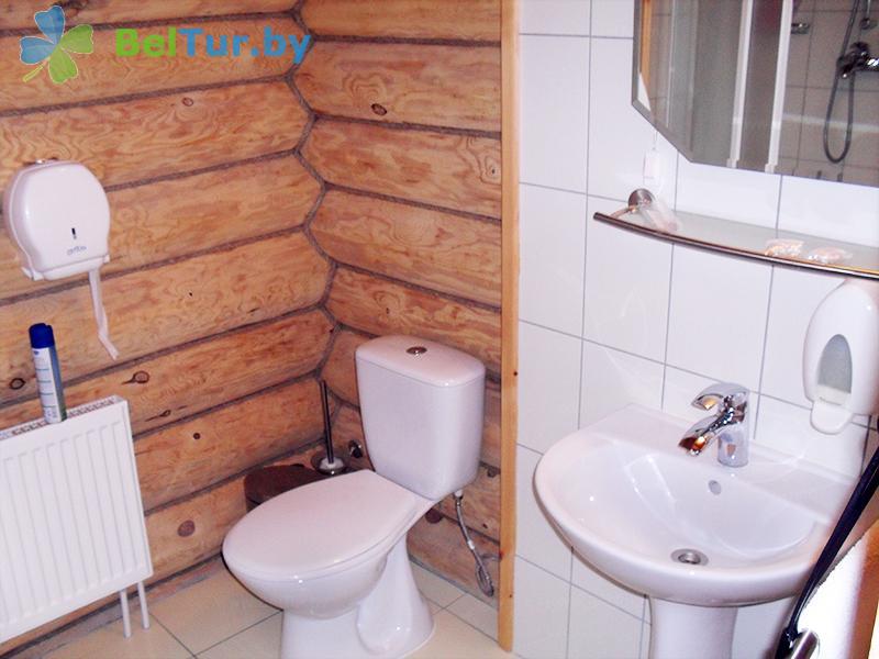Отдых в Белоруссии Беларуси - туристический комплекс Рыньковка - двухместный однокомнатный (гостевой дом №1)