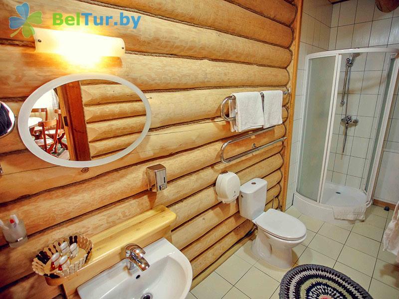 Отдых в Белоруссии Беларуси - туристический комплекс Рыньковка - четырехместный двухкомнатный (гостевой дом №4)