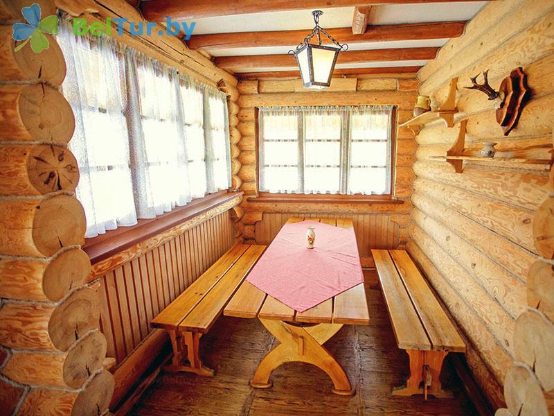 Отдых в Белоруссии Беларуси - туристический комплекс Рыньковка - двухместный однокомнатный (гостевой дом №5)