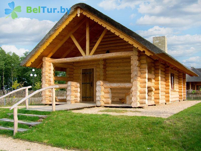 Отдых в Белоруссии Беларуси - туристический комплекс Рыньковка - гостевой дом №1